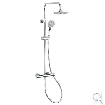 Sprchový systém Optima s termostatickou baterií chrom OPTIMASSTK