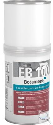 Pryskyřičný potěr – pojivo2sl. EB100Botascreed