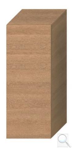 Koupelnová skříňka nízká Jika Cubito 32x32,2x81cm dub obr. 1