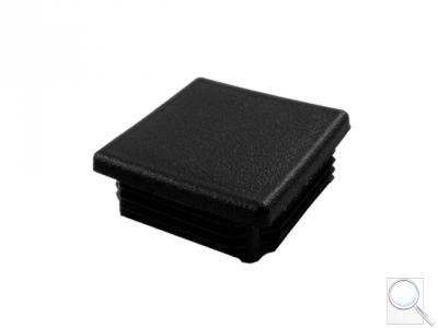 ČEPIČKA PVC PRO SLOUPEK PILODEL® 60 × 40 a 60 × 60 mm, černá