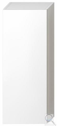 Koupelnová skříňka Jika Mio-N bílá 32x15,5x81 cm H43J7141305001