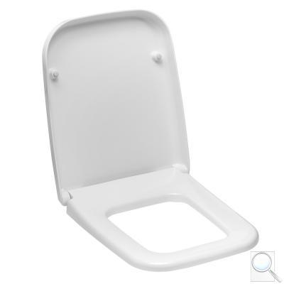 WC sedátko Vitra Shift duroplast bílá 91-003-409 obr. 1