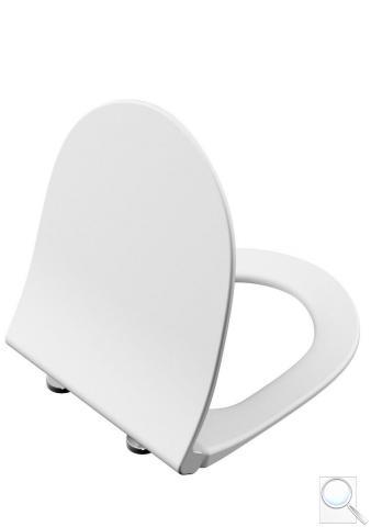 WC sedátko Vitra Sento duroplast bílá matná 120-001-009 obr. 1