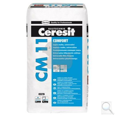 Lepidlo Ceresit CM 11 šedá 25 kg C1T