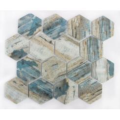 Mozaika blue | rozměr:  25,8 x 29,8 cm | kód: MOSV84HBL