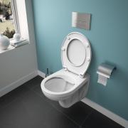 WC komplet do sádrokartonu - Set TECE 5v1 (obr. 7)