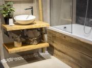 Deska pod umyvadlo Naturel Wood (obr. 4)
