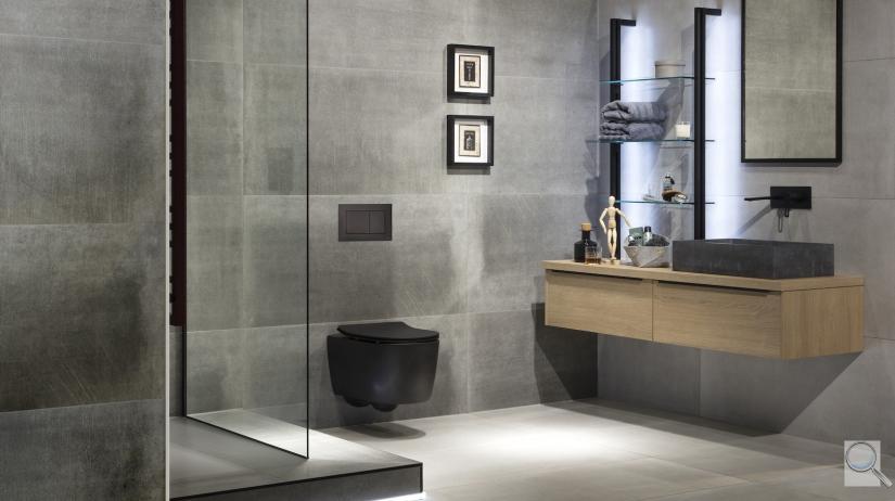Beton koupelna