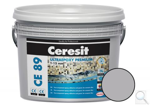 Ceresit CE 89 UltraEpoxy Premium concrete gray