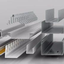 Profily pro sádrokartonové konstrukce