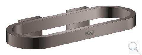 Držák ručníků Grohe Selection Hard Graphite 41035A00 obr. 1