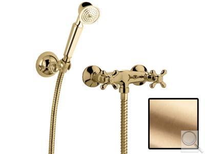 Sprchová baterie nástěnná bronz (ilustrativní obrázek)