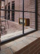 Betonové tvarovky (standard ostařený červenočerná)