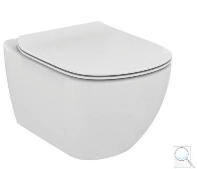 Závěsné WC sesedátkem softclose Ideal Standard Testra