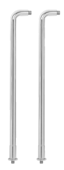 Podlahové napojení kvanové baterii
