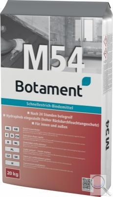 Pojivo prorychleschnoucí potěry M54