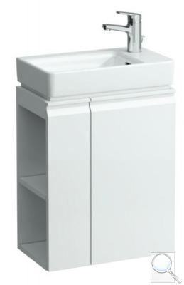 Koupelnová skříňka pod umyvadlo Laufen Pro S 47x27,5x62 cm bílá H4830020954631 obr. 1