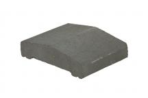 Plotová stříška pro modulovou šířku 150 mm