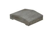 Plotová stříška pro modulovou šířku 150 mm (KB ps-15 B 200 Přírodní, povrch štípaný)