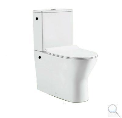 WC kombi EUR s hlubokým splachováním