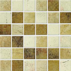 Mozaika béžová | rozměr:  30,5 x 30,5 cm | kód: MOS48MIXBE