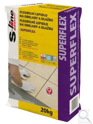 Lepidlo S-Line Superflex šedá 20 kg