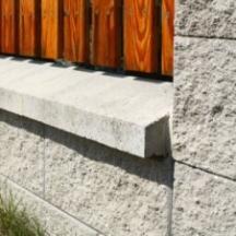 Ploty, opěrné zdi, schody a doplňky