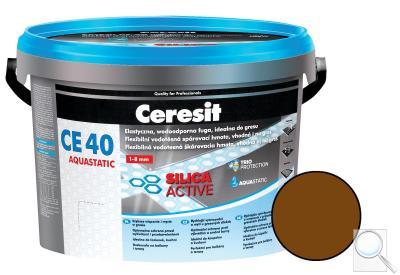 Spárovací hmota Ceresit CE 40 cocoa 2 kg CG2WA