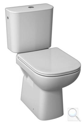 Stojící WC kombi Deep