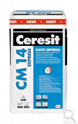 Lepidlo Ceresit CE 14 Express šedá 25 kg C2FE