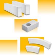 Ytong - systémové prvky