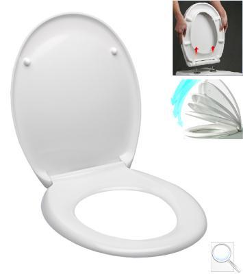 WC sedátko EASY Softclose
