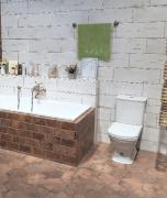 Mísa, nádržka RICORDI/Valarte ke kombi WC Vitra (obr. 2)