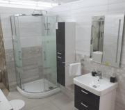 Sprchový kout TEX čtvrtkruh (obr. 3)