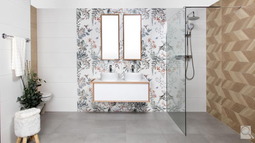 Tropical koupelna