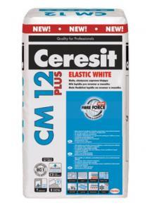 CM 12 Plus Elastic White