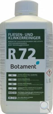Čisticí prostředek R72