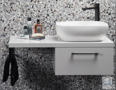 Koupelnová skříňka podumyvadlo Naturel Art Deco