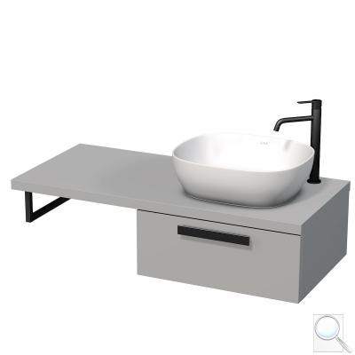 Koupelnová skříňka podumyvadlo Art Deco pravé provedení