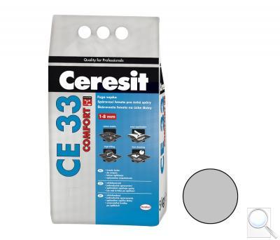 Spárovací hmota Ceresit CE 33 manhattan 5 kg CG1