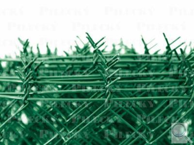 IDEAL Zn + PVC- kulatá role zapletená