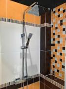 Sprchový systém Optima s termostatickou baterií chrom OPTIMASSTH (obr. 11)