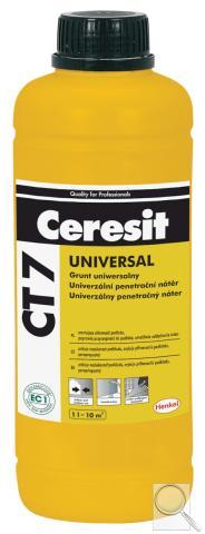Penetrace Ceresit CT 7 1 litr