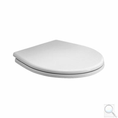 WC sedátko Kolo Rekord měkké thermoplast bílá K90117000