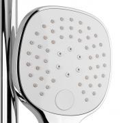 Sprchový systém Optima s vanovým termostatem bílá/chrom OPTIMASSTZV (obr. 8)