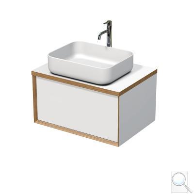Koupelnová skříňka podumyvadlo Oxo Multi 70 x 39 x 50 cm