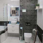 Koupelnová skříňka pod umyvadlo Naturel Vario Dekor (obr. 4)
