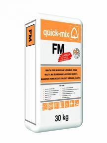 FM - spárovací hmota pro cihelné pásky