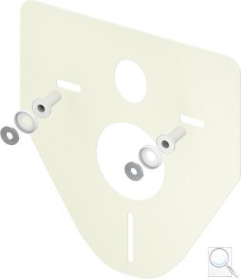 Zvukoizolační vložka na stěnu k WC Tece Construct 9.200.010 obr. 1