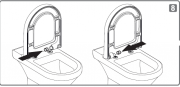 WC sedátko S50 (Technický nákres 2)